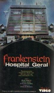 Frankenstein Hospital Geral - Poster / Capa / Cartaz - Oficial 1