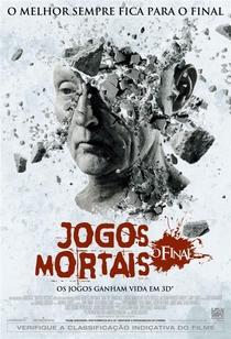 Jogos Mortais - O Final - Poster / Capa / Cartaz - Oficial 1