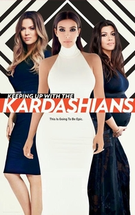 Keeping Up with the Kardashians (10ª Temporada) - Poster / Capa / Cartaz - Oficial 1