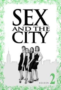 Sex and the City (2ª Temporada) - Poster / Capa / Cartaz - Oficial 5