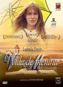 Vida de Menina - Poster / Capa / Cartaz - Oficial 2