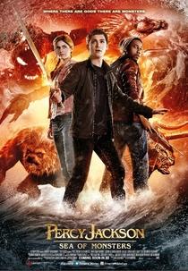 Percy Jackson e o Mar de Monstros - Poster / Capa / Cartaz - Oficial 3