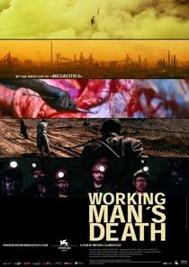 A Morte do Trabalhador - Poster / Capa / Cartaz - Oficial 1
