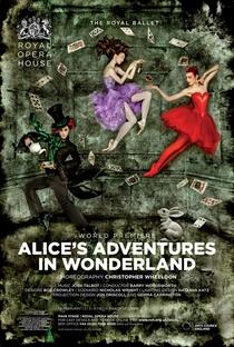 Aventuras de Alice no país das maravilhas - The Royal Ballet - Poster / Capa / Cartaz - Oficial 1