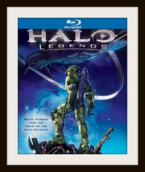 Halo Legends - Poster / Capa / Cartaz - Oficial 2