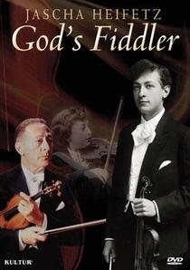 Jascha Heifetz, o violinista de Deus - Poster / Capa / Cartaz - Oficial 2