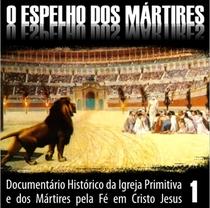 O Espelho Dos Mártires - Poster / Capa / Cartaz - Oficial 1