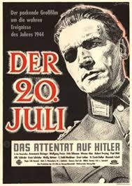 Der 20. Juli - Poster / Capa / Cartaz - Oficial 1
