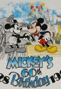 Mickey's 60th Birthday - Poster / Capa / Cartaz - Oficial 1