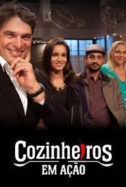 Cozinheiros em Ação (3ª temporada) - Poster / Capa / Cartaz - Oficial 1