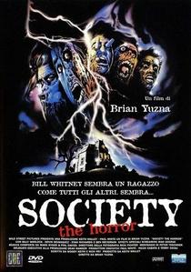 A Sociedade dos Amigos do Diabo - Poster / Capa / Cartaz - Oficial 10