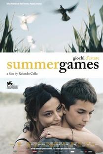 Jogos de Verão - Poster / Capa / Cartaz - Oficial 1
