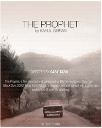 The Prophet - Poster / Capa / Cartaz - Oficial 1