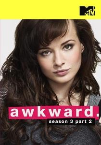 Awkward. (3ª Temporada) - Poster / Capa / Cartaz - Oficial 3