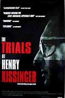 The Trials of Henry Kissinger - Poster / Capa / Cartaz - Oficial 1
