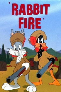 Rabbit Fire - Poster / Capa / Cartaz - Oficial 1