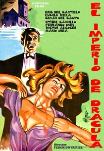 El Imperio de Drácula - Poster / Capa / Cartaz - Oficial 1