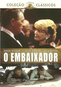 O Embaixador - Poster / Capa / Cartaz - Oficial 5