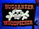 Pica-Pau, o Pirata (Buccaneer Woodpecker)