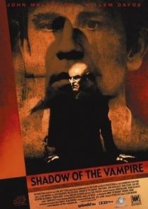 A Sombra do Vampiro - Poster / Capa / Cartaz - Oficial 8