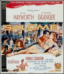 Salomé - Poster / Capa / Cartaz - Oficial 4