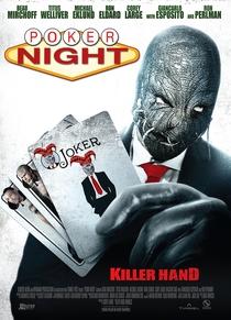 Poker Night - Poster / Capa / Cartaz - Oficial 2