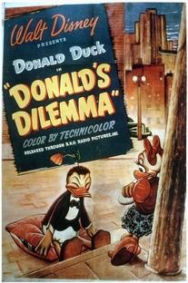 O Dilema de Donald - Poster / Capa / Cartaz - Oficial 1