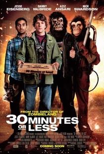30 Minutos ou Menos - Poster / Capa / Cartaz - Oficial 5