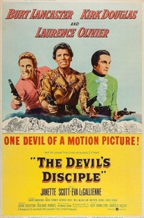 O Discípulo do Diabo  - Poster / Capa / Cartaz - Oficial 2