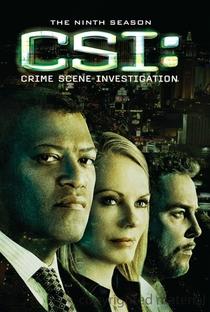 CSI: Crime Scene Investigation  (9ª Temporada) - Poster / Capa / Cartaz - Oficial 1