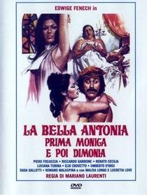 A Bela Antônia - Poster / Capa / Cartaz - Oficial 1