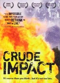 Crude Impact - Poster / Capa / Cartaz - Oficial 1