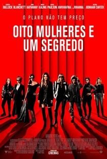 Oito Mulheres e um Segredo - Poster / Capa / Cartaz - Oficial 3