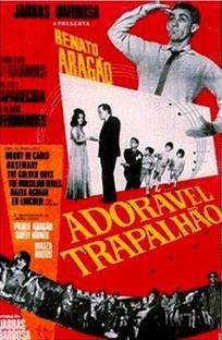 Adorável Trapalhão - Poster / Capa / Cartaz - Oficial 1