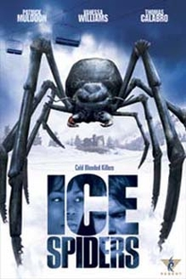 Ice Spiders - Assassinas do Gelo - Poster / Capa / Cartaz - Oficial 1