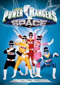 Power Rangers no Espaço - Poster / Capa / Cartaz - Oficial 2