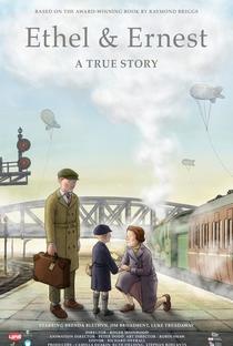 Ethel e Ernest - Poster / Capa / Cartaz - Oficial 1