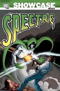 DC Showcase - Espectro - Poster / Capa / Cartaz - Oficial 4