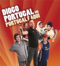Diogo Portugal Em Portugal é aqui - Poster / Capa / Cartaz - Oficial 1