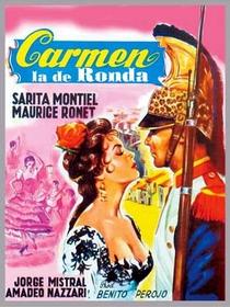 Carmen de Ronda - Poster / Capa / Cartaz - Oficial 2