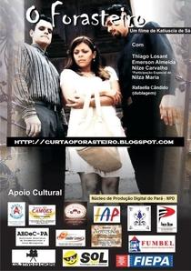 O Forasteiro - Poster / Capa / Cartaz - Oficial 1