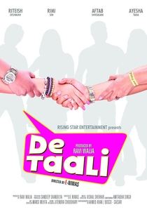 De Taali - Poster / Capa / Cartaz - Oficial 3