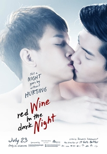 Red Wine in the Dark Night - Poster / Capa / Cartaz - Oficial 7