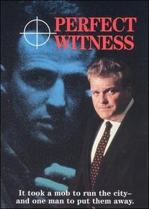 Testemunha Perfeita - Poster / Capa / Cartaz - Oficial 1