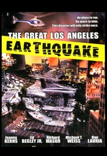 The Great Los Angeles Earthquake - Poster / Capa / Cartaz - Oficial 1