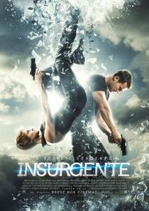 A Série Divergente: Insurgente - Poster / Capa / Cartaz - Oficial 1