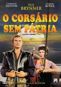 Corsário Sem Pátria - Poster / Capa / Cartaz - Oficial 8