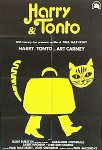 Harry, o Amigo de Tonto - Poster / Capa / Cartaz - Oficial 2