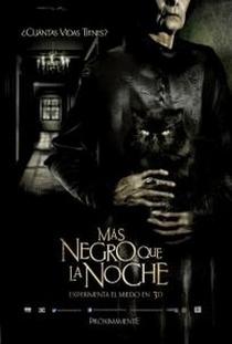 Más negro que la noche - Poster / Capa / Cartaz - Oficial 1