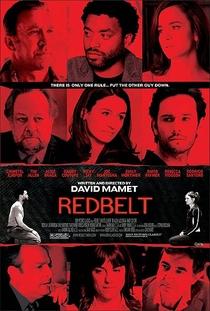 Cinturão Vermelho - Poster / Capa / Cartaz - Oficial 4
